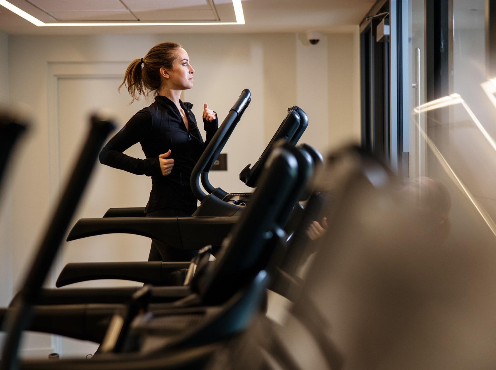 Trio Apartments - Fitness Center